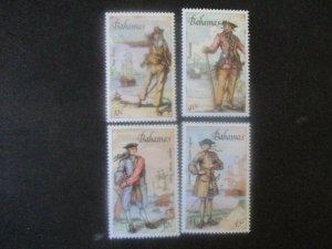 Bahamas #625-28 Mint Never Hinged WDWPhilatelic (H6L8)