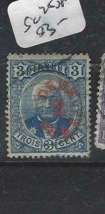 HAITI  (P1506B)  SC 25    VFU