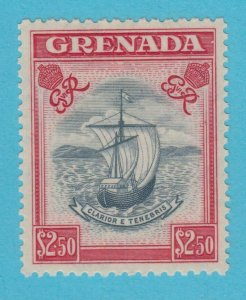 GRENADA 163 MINT  HINGED OG * NO FAULTS VERY  FINE !