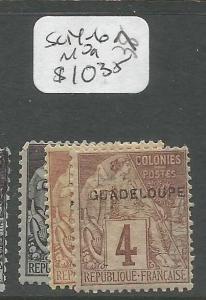 Guadeloupe SC 14-6 MOG (8crp)