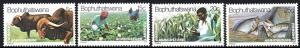 Bophuthatswana - 1979 Agriculture Set MNH** SG 51-54