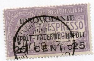 ITALY #C2, Used, Scott $47.50