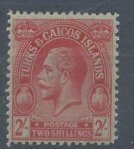 Turks & Caicos 56 NH