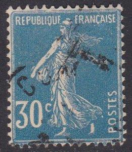 France Sc #173 Used; Mi #187