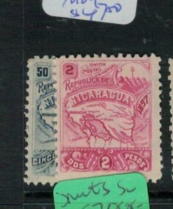 Nicaragua SC 98F, 98H MOG (3emr)
