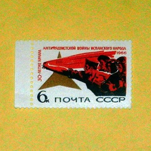Russia - 3255 - Complete MNH Issue -Fighters. SCV - $0.50