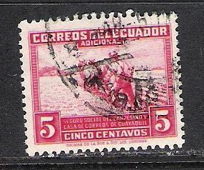 ECUADOR RA48 VFU L705 B