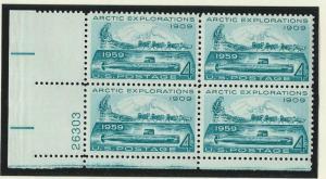 United States Plate Block   mnh SC  1128