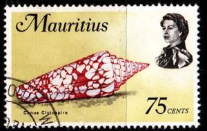 MAURITIUS [1969] MiNr 0344 Y ( O/used ) Tiere