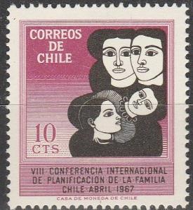 Chile #362   MNH   (S7159)