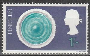 Great Britain #519  MNH  (S4510)