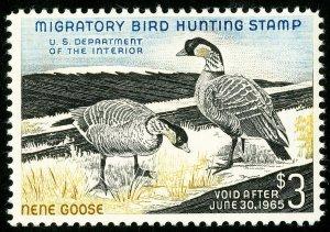 US Stamps # RW31 MNH XF Choice Duck