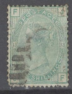 COLLECTION LOT # 2224 GREAT BRITAIN #64p13 (MINOR FAULT) 1873 CV=$120