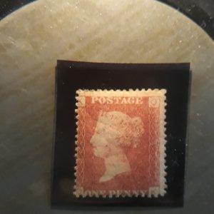 GB 33  1864  mint pl 141 fine