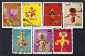 CUBA 1620-26 OG ORCHIDS O672
