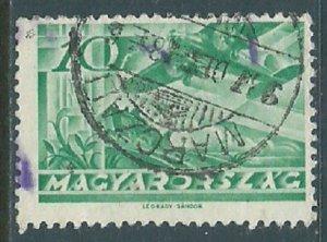 Hungary, Sc #C35, 10f Used