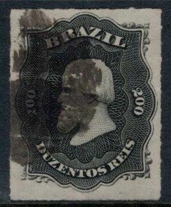 Brazil #66  CV $9.25