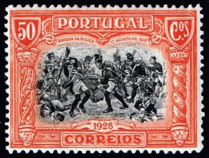 PORTUGAL STAMP 1928 Independence Issue MH/OG STAMP LOT 50C