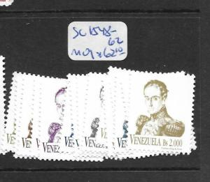 VENEZUELA  (PP2407B)  SC 1548-1562    MOG