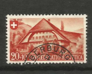Switzerland Scott # B148