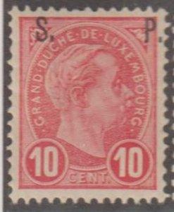Luxembourg Scott #O79 Stamp - Mint Single