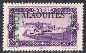 ALAOUITES SCOTT C7