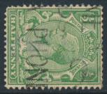 Great Britain SG 418a SC# 187a  Used  wmk sideways see scan  and details