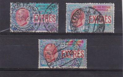 Great Britain Scott #E6-8 Used Very Good sk0003