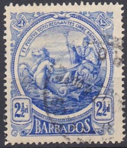 Barbados 131 used (1916)