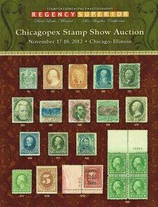 2012 Regency Superior Chicagopex Auction #96 Catalog