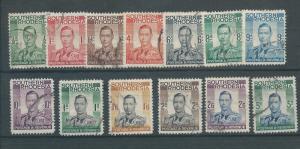 S. Rhodesia 42-54 U