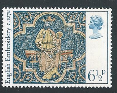 Great Britain QE II  SG 1018  FU