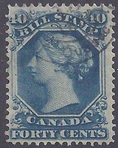 Canada Revenue scott #FB31 used VF