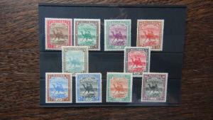 1902 values to 10pi MM odd minor gum defect