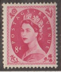 Great Britain Scott #327 Stamp - Mint NH Single