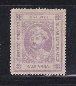 India Indore 1 MH Maharaja Tukoji Rao II