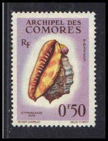 Comoro Islands Very Fine MLH ZA5033