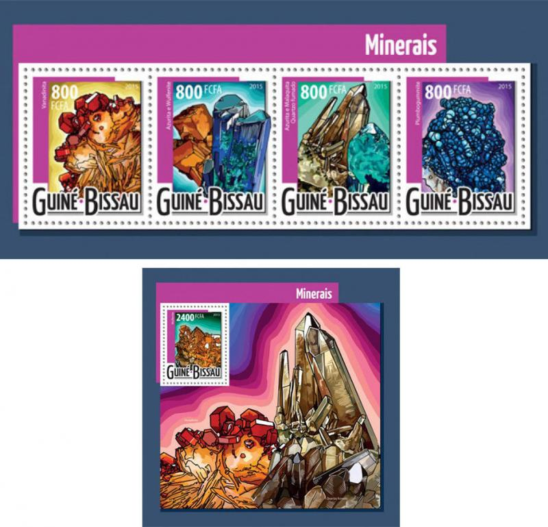 Bees Insects Fauna Mali Mnh Stamp Set Topical Stamps