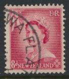 New Zealand SG 730 SC# 295 Used  see details 1953 QE II  Definitive Issue