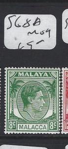 MALAYA  MALACCA   (PP2303B)  KGVI C8  SG 8A   MOG