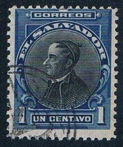 El Salvador Man 1 - pickastamp (EP5R201)
