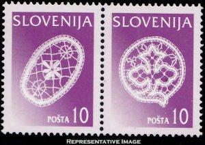 Slovenia Scott 298a Mint never hinged.