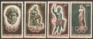 1964 Upper Volta Scott C14-17a 18th Olympic Games MNH