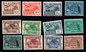 Portugal Stamp OLD STAMP COLLECTION LOT #W5