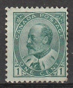 #89 Canada Mint OGH  lot#190902-1