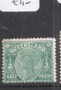 Queensland SG 185 MOG (6dls)