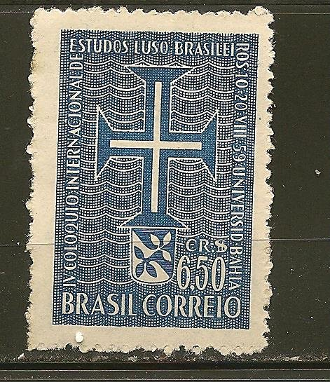 Brazil 899 Lusignian Cross Mint Hinged