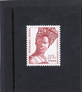 Senegal 1995 Sc#1164 FASHION 275Fr.(1) MNH