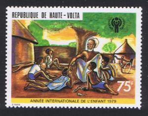 Upper Volta International Year of the Child SG#516 SC#494