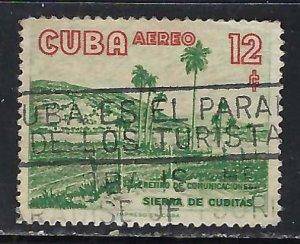 CUBA C154 VFU S449-2